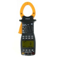 Wholesale HYELEC MS2205 Clamp Meter AC RMS Active Power Factor Passive Frequency Harmonic Test New Power Meter