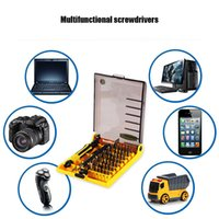 Wholesale Muliti Purpose Style Screwbits Set Replaceable Screwdrivers Cell Phone Notebook Maintenance Gadgets OS410