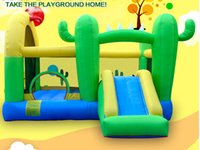 Wholesale inflatable bounce Commercial Inflatable Bounce for Kids bounce and slide combo