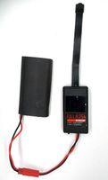 Wholesale T187 straight angle degrees Black Box DIY HD P P mA Big battery circular camera Spy video