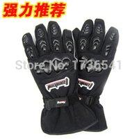 Wholesale TCV22 Tank warm gloves waterproof windproof gloves motorcycle gloves racing gloves tanked black