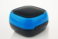 usb speaker - Wireless Speakers y6 Mini Speaker Portable speaker Bluetooth Speaker USB speaker Bluetooth Speakers TF Card Calling FM line in