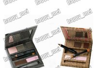glitter kit - 2016 Factory Direct Pieces New Makeup Smokin Eyes Brow And Eye Shaping Kit