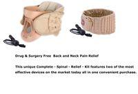 Wholesale 1 Neck belt Back belt Pain Cervical Decompression Neck Traction Buy get
