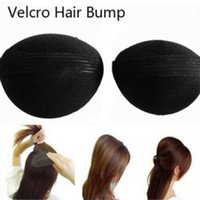 Wholesale 1sets Hair Base Bump Styling Insert Tool Volume Bumpit Princess Base Insert updo BB petit pin Styling Tool