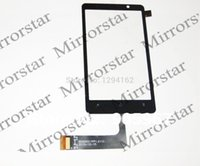h7300 - Capacitive Touch Screen Glass Digitizer For Hero H7300 touch panel HERO HD7 H7300 cell phone