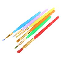 art paintbrushes - cm cm Paintbrushes Nail Art Brushes DIY Nail Art makeup styling Brushes Tools