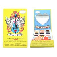 the balm cosmetics - The Balm Makeup Cosmetics Colors Matte Eyeshadow Balm Jovi Rockstar Face Palette Eye Shadow Make Up Kit Set