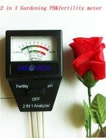 Fertility - in Soil PH amp fertility meter soil fertility meter
