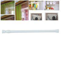 best curtain rods - Hot Salw Best seller Telescopic Extendable Extending Curtain Holder window Rod Hanger