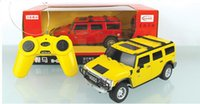 Wholesale Children s remote controlled toy car remote control the Hummer H2 models Hummer remote control model car