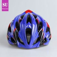 bc shocks - Basecamp Glossy Colors Bicycle MTB Cycling Helmet Safety Road Bike Cascos Strong Anti Shock BC