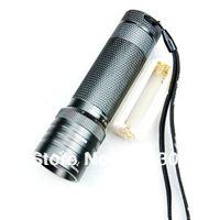 Wholesale TANK007 TK Cree XR E Q5 Mode Lumen Zoomable Led Flashlight AAA