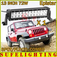 30 Degree agricultural atv - 13 INCH W LED DRIVING LIGHTS LED Light Bar for SUV ATV X4 Industrial and Agricultural LED Lights For Jeep Wrangler W W