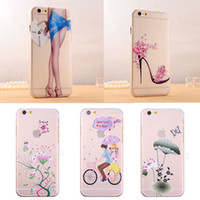 Cheap For Apple iPhone Phone6 Case Best TPU Transparent Call Phone Case