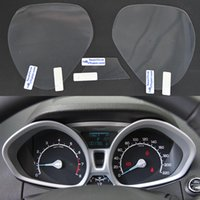 Wholesale Car Dashboard Paint Protective Film For Ford EcoSport Light Transmitting H Scratchproof Accessories