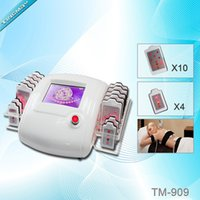Wholesale CE approved Laser red mw nm lipolaser slimming beauty machine