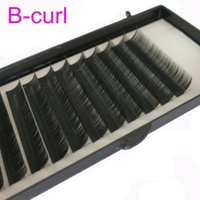 artificial eyelash extensions - Professional Makeup supply mm mm MINK Individual Eyelash Extension maquiagem Handmade Artificial Fake False Eyelashes