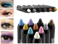 Wholesale New Magic Colors Cosmetics Makeup Pen Waterproof Eyeshadow Eye Liner Lip Eyeliner Pencil