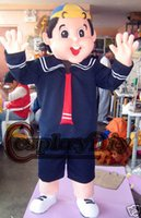 Wholesale Custom made el Chavo Del Ocho KIKO mascot costumes Christmas Party Adult Size Fancy Dress high quality for factory direct sale