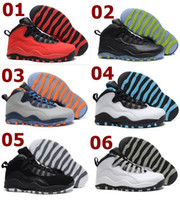 Wholesale high quality Hot Sale basketball shoes Retro GS Fusion Shoes With Top Quality For Men Athletic Shoes Size