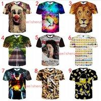 basketball england - 3D women men big kids hip hop emoji T shirt new D cotton Creative novelty animal Funny basketball cartoon Short sleeved T shirt B001