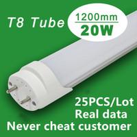 Wholesale Brand Suntree T8 Led Tube Isolated Diver Lights ft w mm Led Tube High Lumen lm Led Fluorescent Tube Light Lamps AC V
