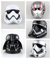 ant war - 2016 Halloween cosplay star wars helmet Full Face Darth Vader stormtrooper Ant Man helmet Novelty For Adult and kids C437