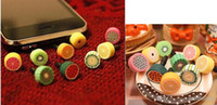 Wholesale cell phone dust proof plugs for iPhone Anti dust plugs