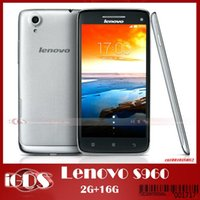 Cheap 2015 free shipping Original Lenovo S960 vibe x MTK6589 Quad core 2GB RAM 16GB ROM 1.5GHZ Android 4.2 with 5.0'' FHD ScreenSmart cell phone