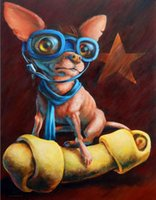 baby poll - Giclee Animal Innocent and cute little baby oil painting arts and canvas wall decoration art Oil Painting on Canvas Poll Meet Atlas