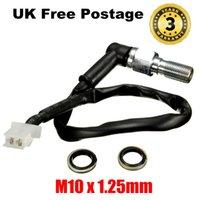 banjo bolts - 2015 New M10x1 mm Banjo Bolt Motorcycle Hydraulic Brake Pressure Light Switch for Honda order lt no track