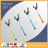 Wholesale Hot monopod selfie stick cable take pole selfie stick z07 monopod