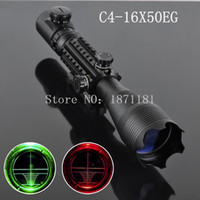 air rifle sniper - The new night vision sniper air rifle scopes Hunting Telescope Telescope Imaging aiming high reflective outer sight C4 X50EG