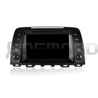 car tv radio - Car dvd player for Mazda gps FM radio Bluetooth TV IPOD Support DVR HD audio video USB SD free map