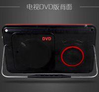 Wholesale 2014 Limited Tv Portatil Sast Inch Portable Dvd Vcd Cd Mp3 Mp4 Player Tv av Input Electronic Album Game