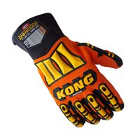 Microfibre safety glove - Seibertron KONG ORIGINAL Impact Protection Safety Gloves Oil and Gas glove