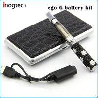 ego bling - New promotion electronic cigarette EGO G battery kits bling bling battery e cigarette kits