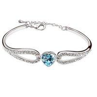 acrylic characteristics - Austrian crystal bracelet sweet personality characteristics new high end Korean fashion bracelet