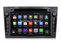 opel zafira dvd gps - HD din quot Android Black Car DVD GPS for Opel Vectra Antara Zafira Corsa Meriva Astra With G WIFI BT IPOD TV Radio AUX IN