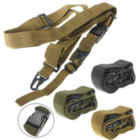Wholesale New Arrival Top Saling Three Point Rifle AR Sling Adjustable Tactical Airsoft Gun Strap for Hunting Strap Belt