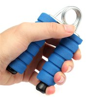 Wholesale New Fitness Grip Hand Grippe Grippers Strength Training Exerciser Wrist Arm Strength Heavy Grip Health