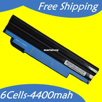 acer aspire hot - High quality HOT Laptop battery For acer AL10A31 AL10B31 AL10G31 Aspire One AOD255 AOD257 AOD260 D255 D257 D257E D260 D270 LT23 LT
