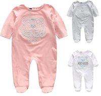 animal moulds - 2016 Romper baby clothing boys romper tiger long Sleeve modelling boy infant moulding baby s JumpSuit boys A7