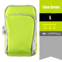 arm lite - Arm Band case armband sport bag Pouch for Cell Phone Key For Samsung GALAXY NOTE LITE NOTE EDGE ROUND