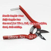 Wholesale Hot Sale Manicure clamp Jewelry pliers Nail scissors Tools for DIY bead making beading pliers