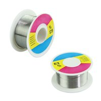 Wholesale Stylish mm Tin Lead Melt Rosin Core Flux Solder Soldering Welding Wire Reel