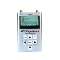 Wholesale RF Explorer ISM Combo Handheld Digital Spectrum Analyzer LCD Display MHz GHz High Capacity Lipo TES03011P