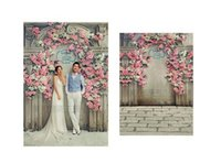 Wholesale photography background cm cm wedding vinyl backdropfor studio