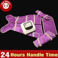 air press machine - Air Wave Pressure Far Press Therapy Weight Lose Detox Blanket Sauna Machine